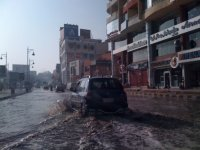 Впервые за 12 лет дождь и гроза в Египте!!!